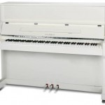 FUERICH 122, piano neuf d'expression, piano blanc